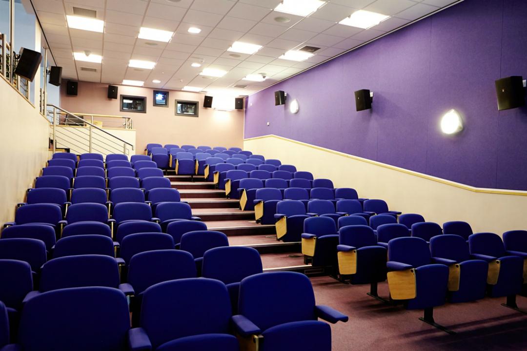 The Void Cinema   Sheffield Hallam University
