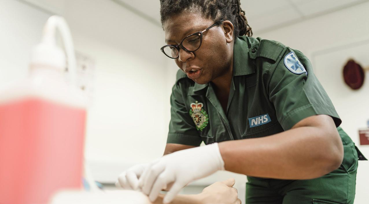 Paramedic Science St George's, University of London - UCAS