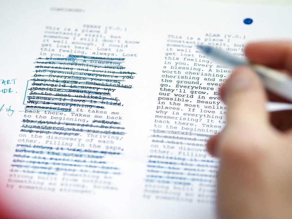 creative writing masters uk