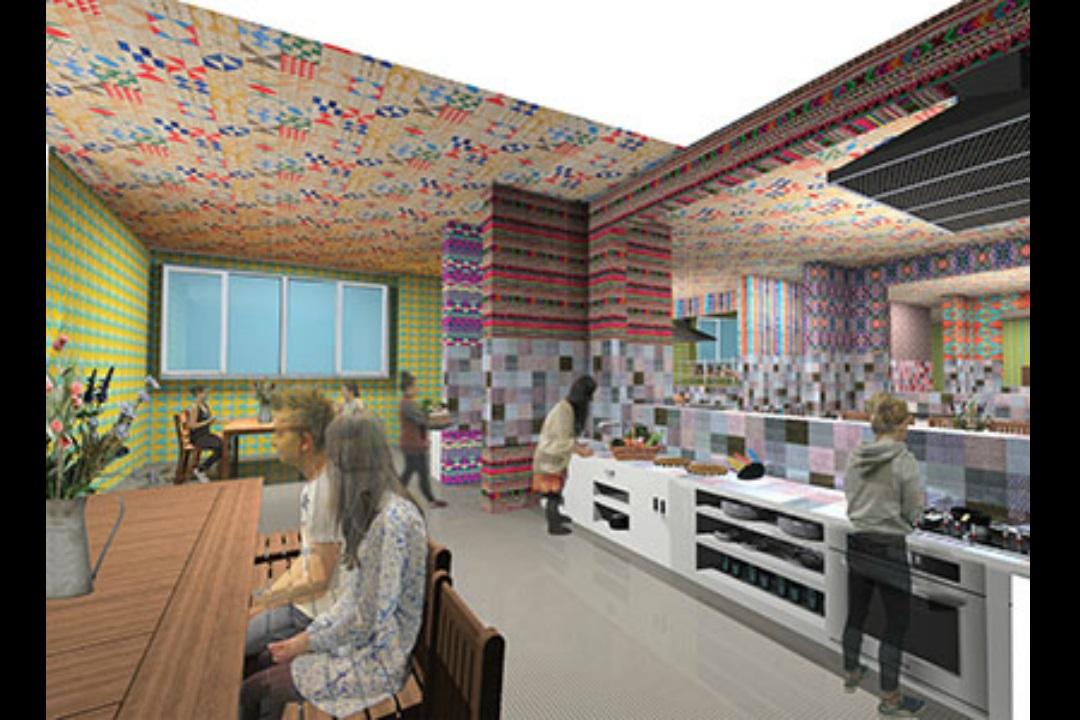 Ba honours interior design degree at sheffield hallam for Landscape design courses home study